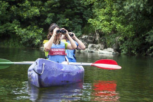 Turismo activo en Asturias Descenso del Sella en canoa